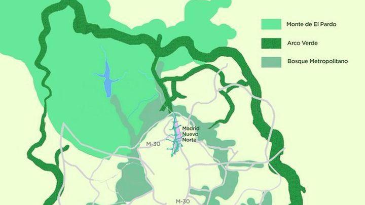 El Bosque Metropolitano de Madrid, un proyecto más naturalista y menos intervencionista