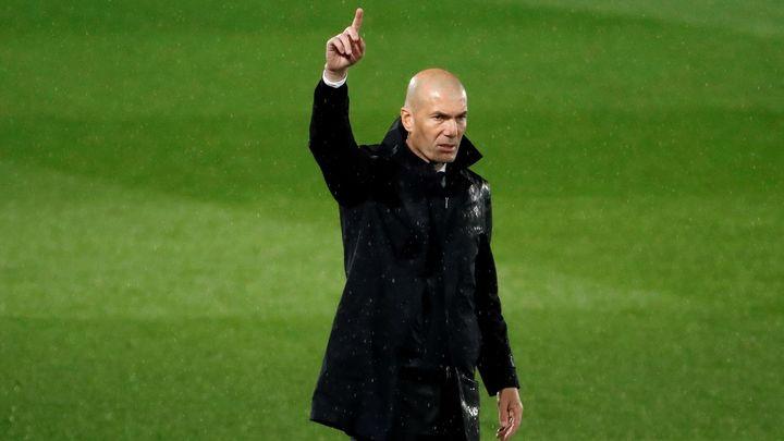 "Zidane: ""Aún falta Liga"""