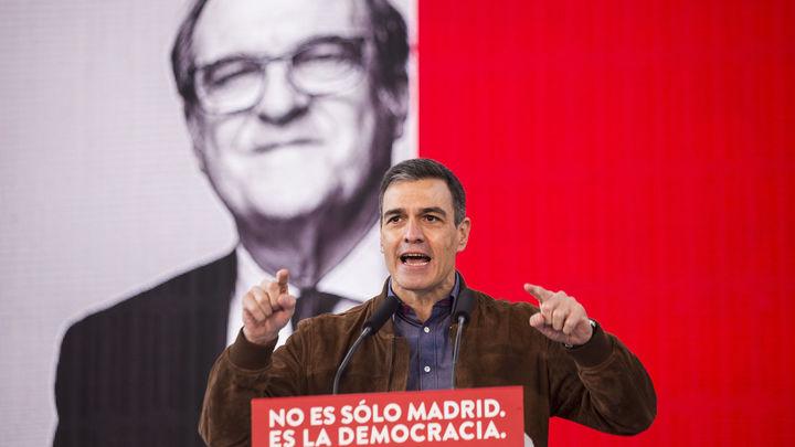Sanidad estudia sancionar al PSOE por celebrar un mitin en una zona confinada de Getafe