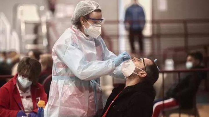 La Comunidad de Madrid activa dispositivos de test de antígenos en Navas del Rey