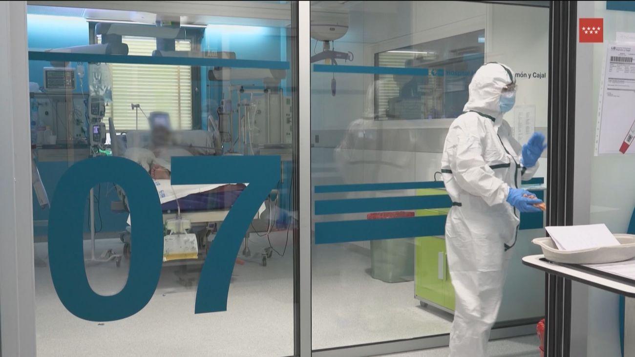 Madrid registra 321 nuevos contagios y 13 defunciones por Covid desde ayer