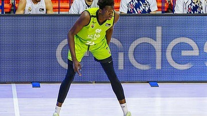 Bassala Bagayoko debuta con 14 años y siete meses en el Fuenlabrada