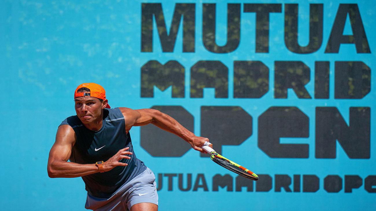 El tenis vuelve a Madrid con el Mutua Open