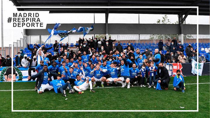 El Leganés B asciende a Segunda División RFEF