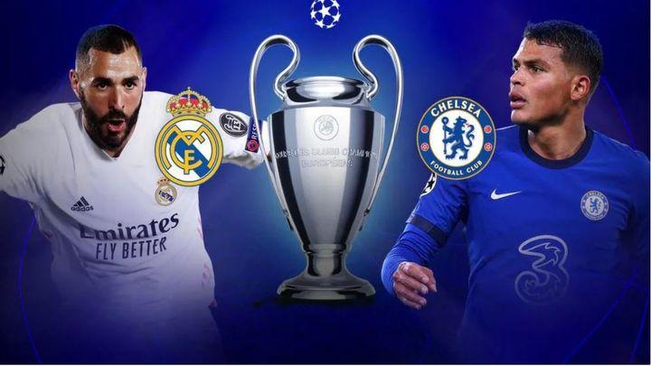 Real Madrid-Chelsea, un duelo inédito en busca de la deseada final de Estambul
