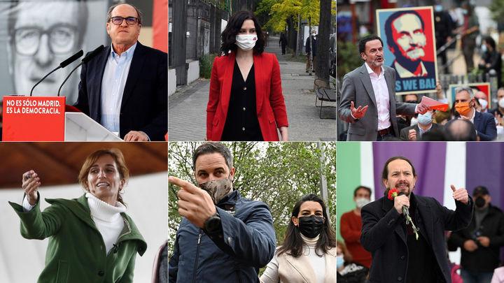 Diario de las elecciones 4-M (día 9)