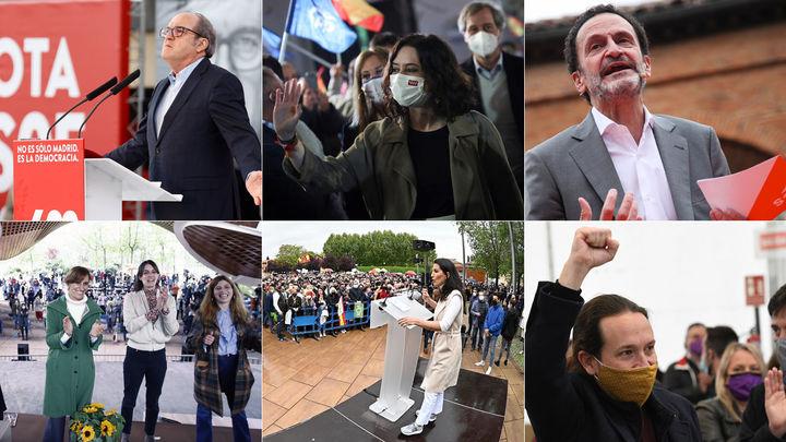 Diario de las elecciones 4-M (día 11)
