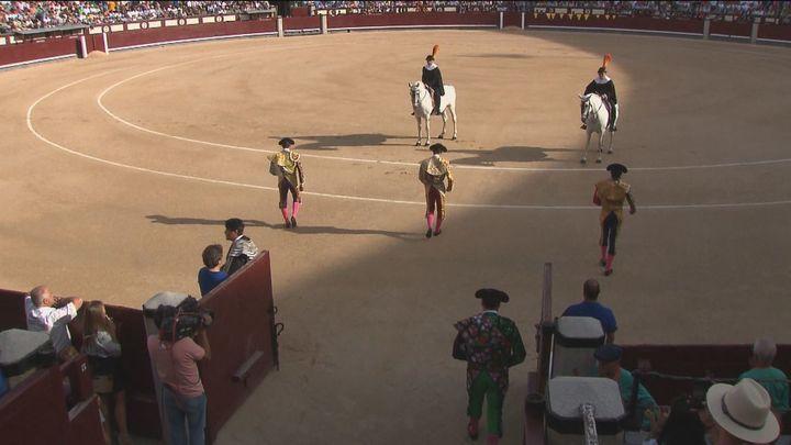 Salen a la venta este lunes las entradas del festival taurino benéfico del 2 de mayo en Las Ventas