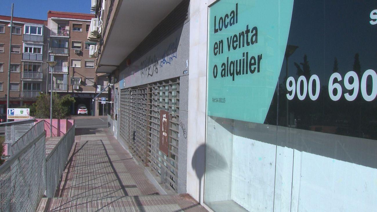 Un local comercial en venta o alquiler en Madrid