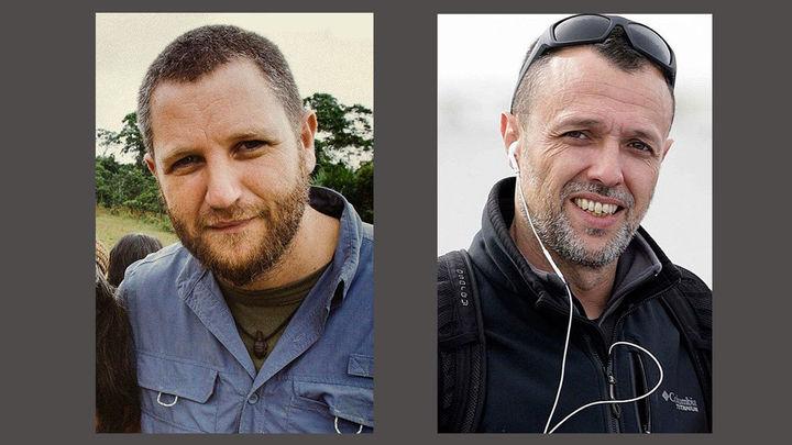 """Burkina Faso atribuye a """"terroristas"""" la muerte de dos periodistas españoles y un irlandés"""