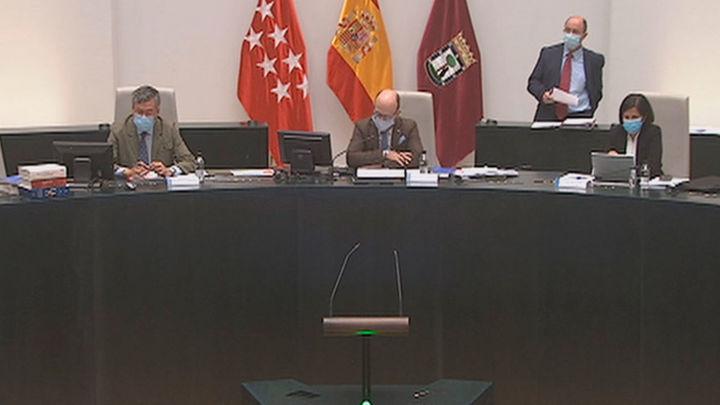 La tensión política llega al pleno del Ayuntamiento, sin un acuerdo unánime para condenar la violencia