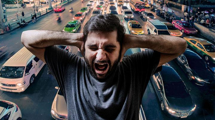 El ruido, la contaminación invisible que nos quita años de vida