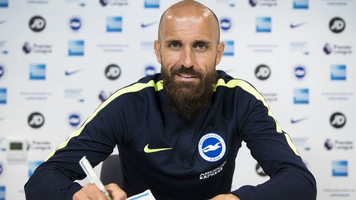 """Bruno Saltor, técnico del Brighton: """"El Chelsea aúna calidad y gran potencia física"""""""