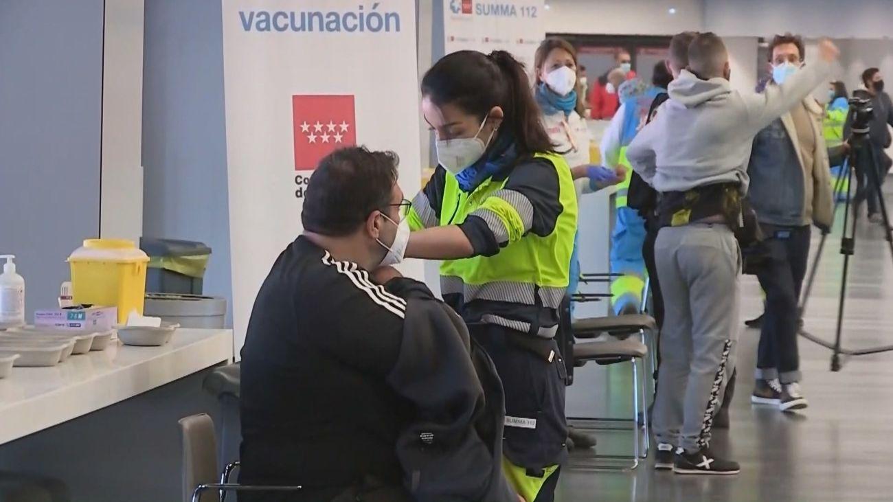 Madrid  registra 2.090 nuevos contagios por Covid  con 16 defunciones en la última jornada