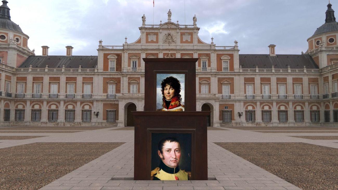 El programa recreará también el Motín de Aranjuez.