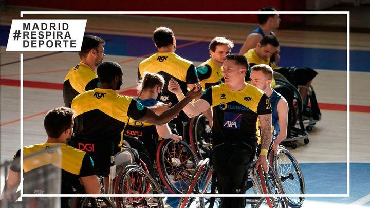 Ilunion, favorito en la Copa del Rey de baloncesto en silla de ruedas