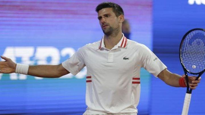 Djokovic renuncia a disputar el Mutua Madrid Open
