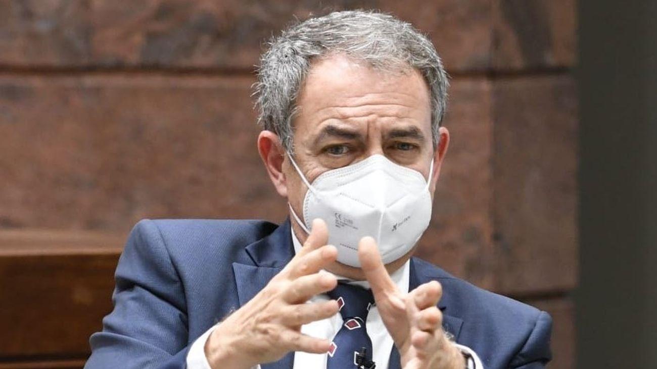 El expresidente del Gobierno, José Luís Rodríguez Zapatero
