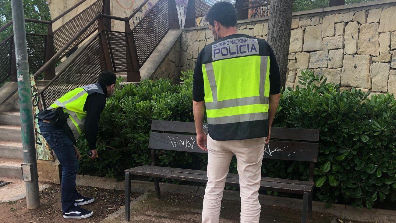 Investigación de la Policía