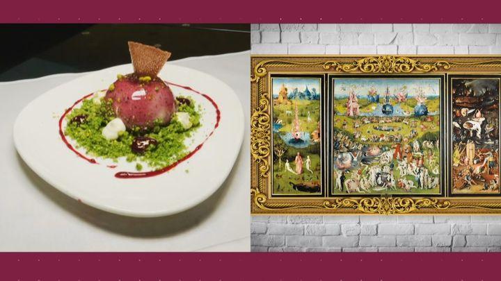Ruta gastronómica por el Museo del Prado