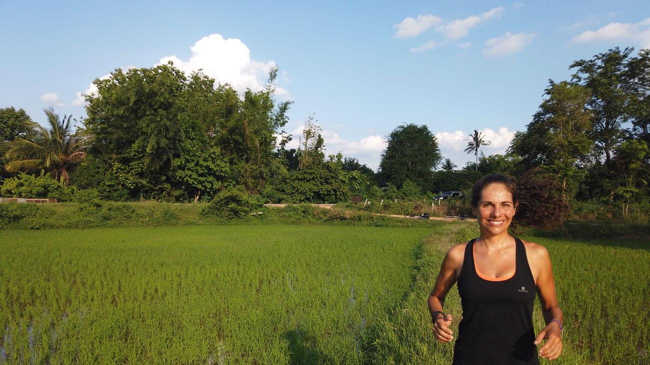 Conocemos en Riviera Maya a la madrileña Clara Ruiz, de 'Kilómetros para el mundo'