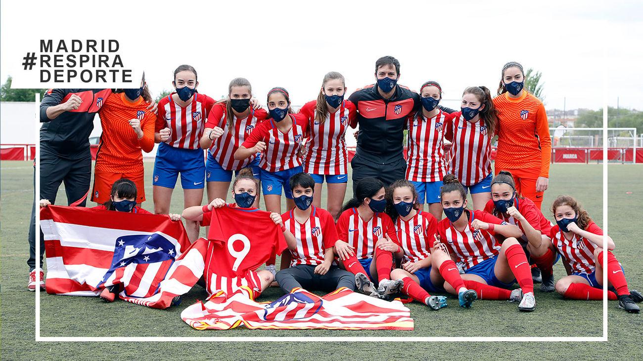 Atlético Femenino Cadete B