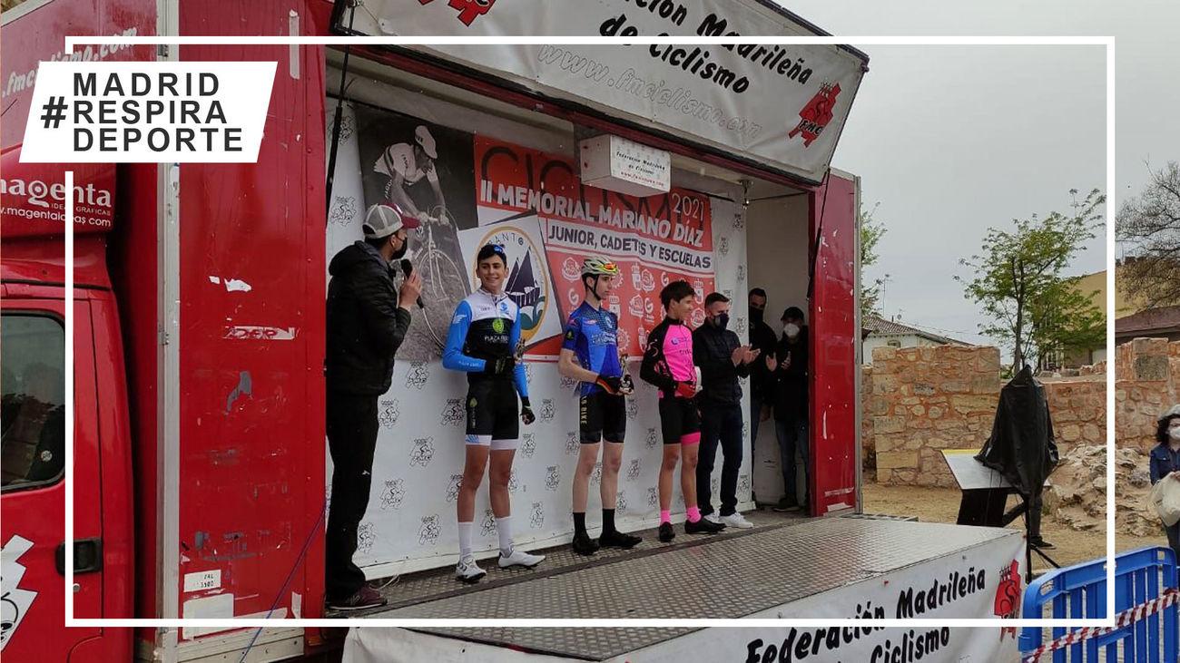 Ciclismo en Villarejo de Salvanés