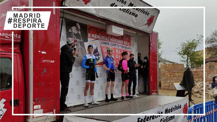 Villarejo de Salvanés, una fiesta del ciclismo en ruta para juniors, cadetes y escuelas