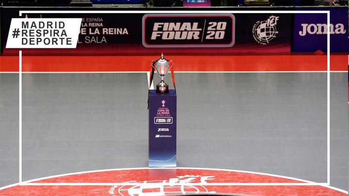 Futsi Atlético y Alcorcón quieren coronarse en la Copa de la Reina de fútbol sala
