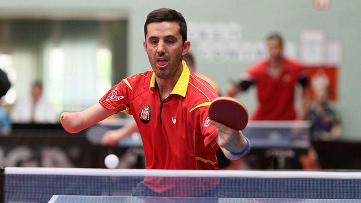 José Manuel Ruiz pelea por ir a los Juegos Paralímpicos de Tokio