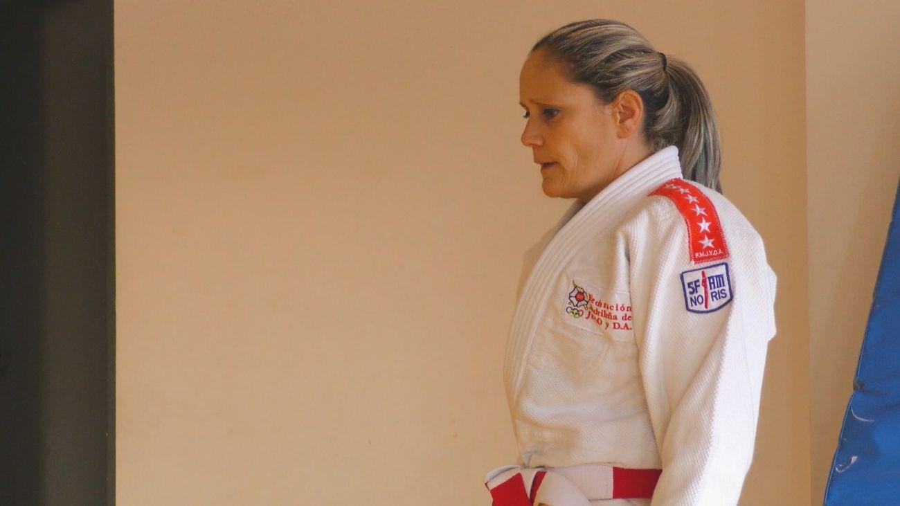 Mari Paz Campa derrota al cáncer gracias al judo