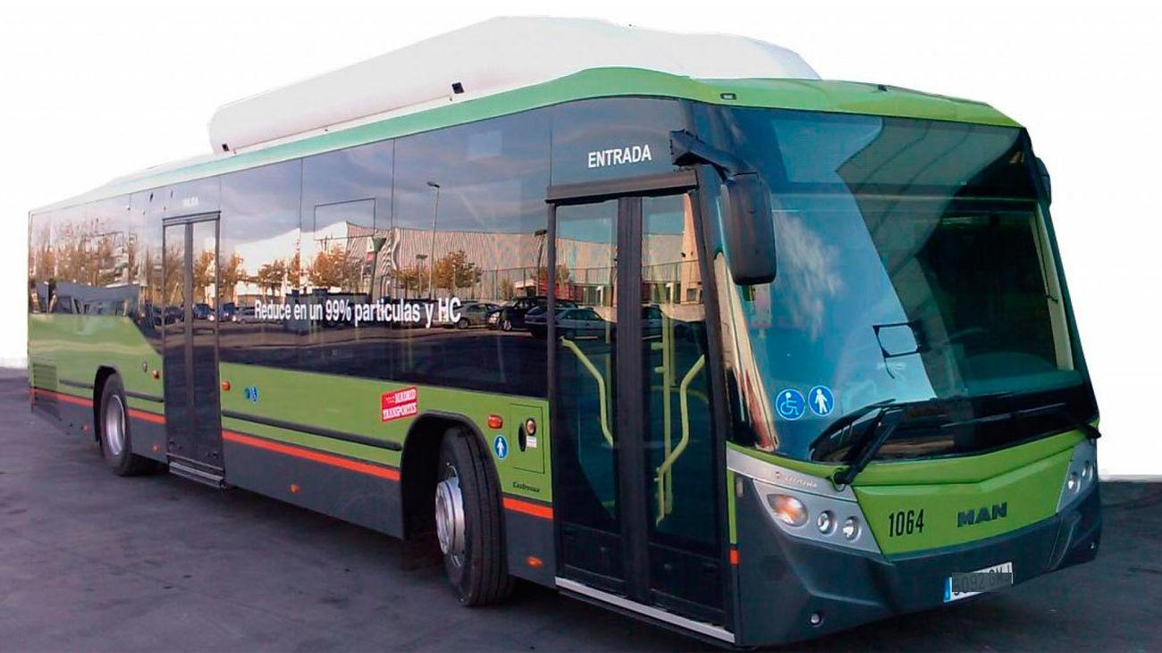 La Comunidad mejora el servicio de autobuses a la Sierra Norte fines de semana y festivos