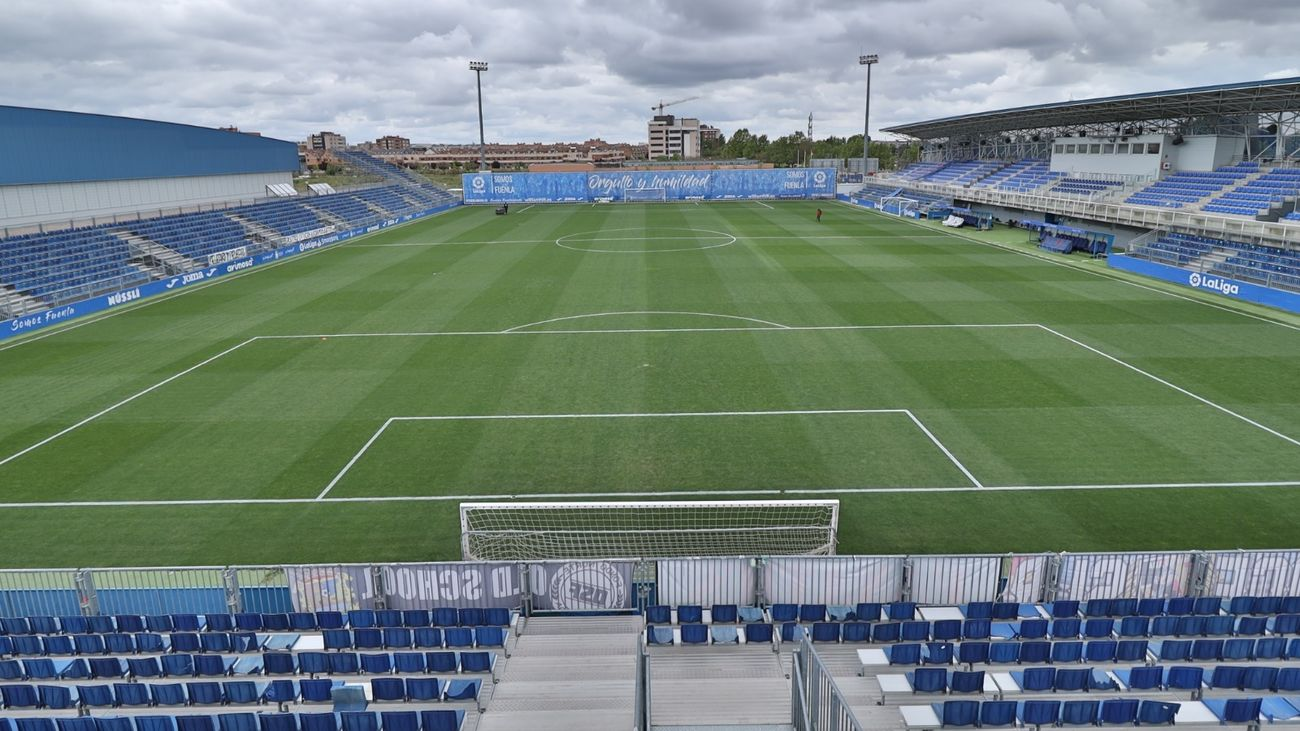 Estadio municipal Fernando Torres