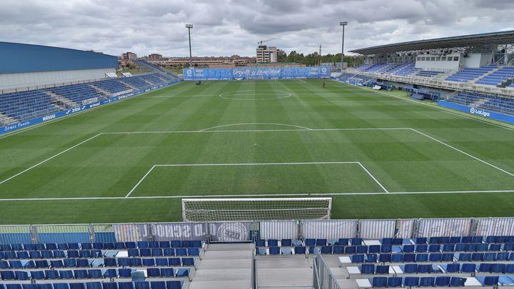 El estadio Fernando Torres ampliará su capacidad hasta los 6.000 espectadores