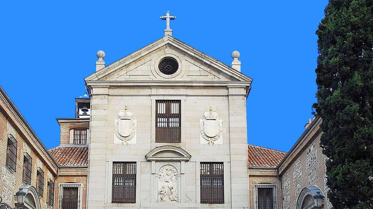 Regresan este domingo las visitas públicas al Real Monasterio de  la Encarnación