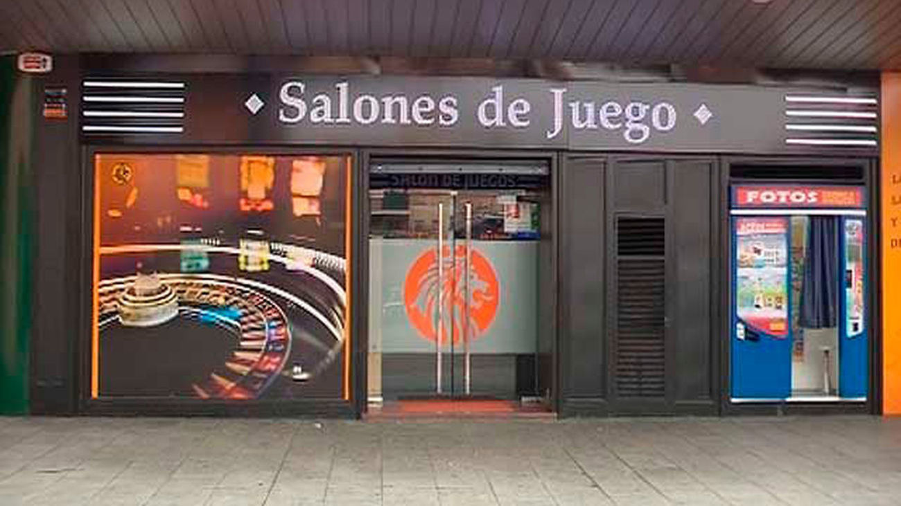 Detenidos en Alcobendas tres atracadores a punta de pistola de salones de juegos en Chamberí y Chamartín