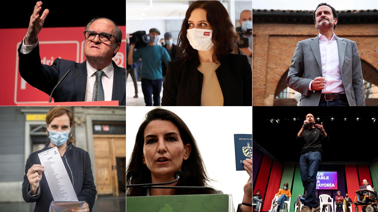 Diario de las elecciones 4-M (día 15): el último día de campaña