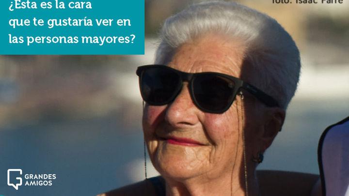 Grandes Amigos lanza una campaña para abrir los ojos sobre el riesgo de envejecer en soledad