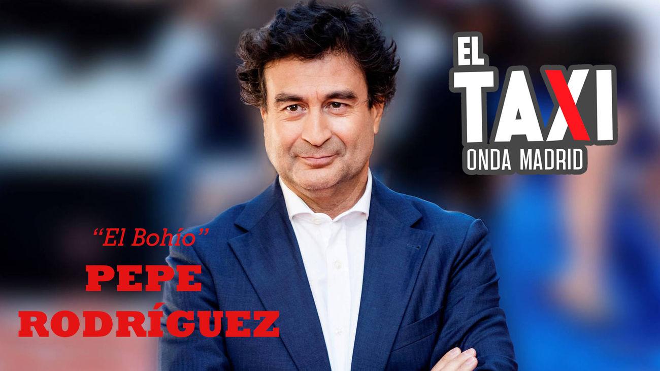 El Taxi de Pepe Rodríguez. Cocina, TV y Rock