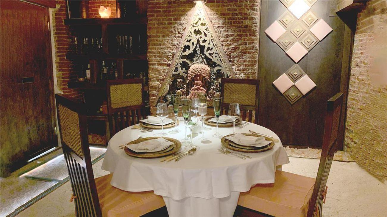 Así es el restaurante más pequeño de Madrid