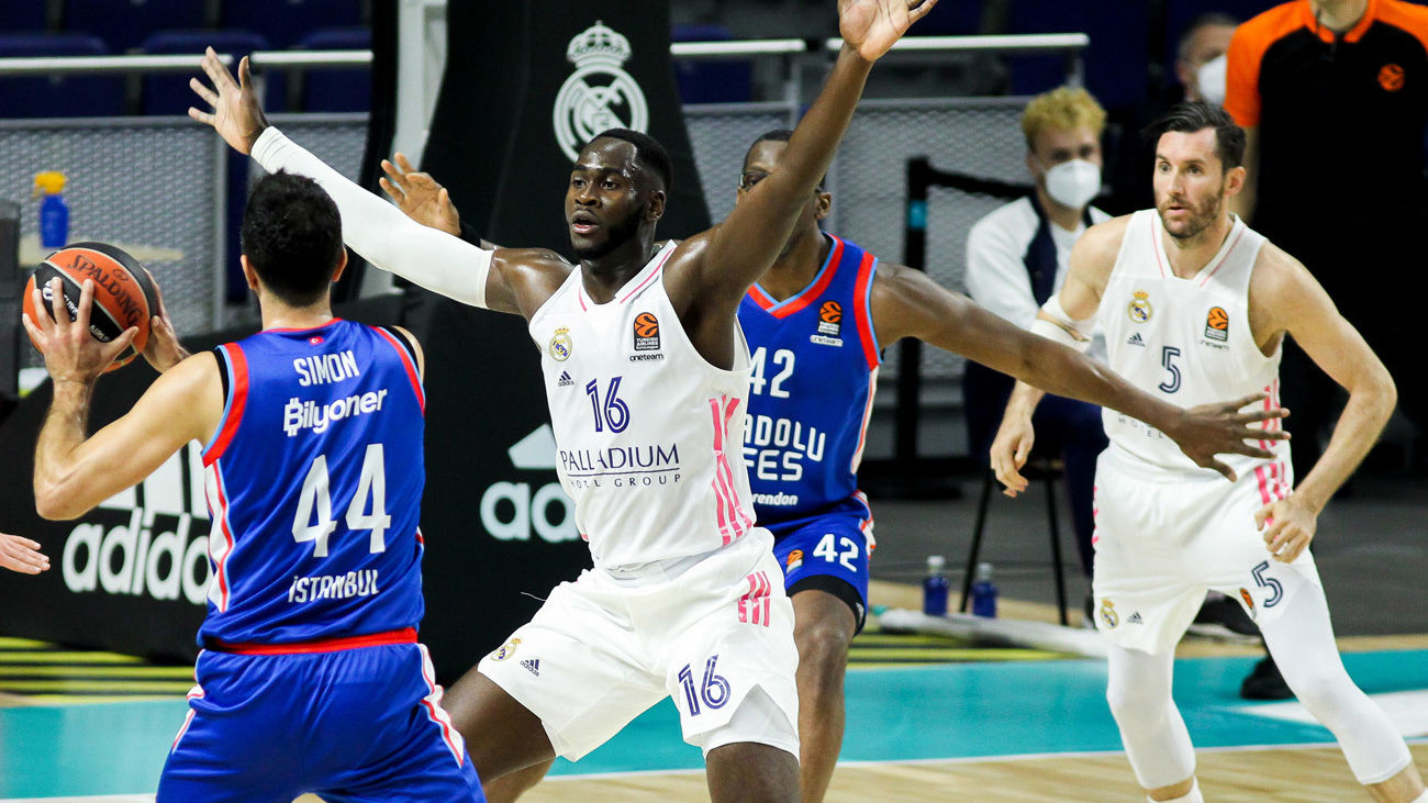 Y el Real Madrid de basket lo volvió a hacer...  Así fue el nuevo 'milagro' ante el Efes