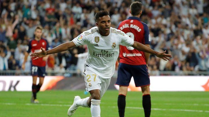 El Real Madrid, ante el Osasuna con la mente puesta en Londres