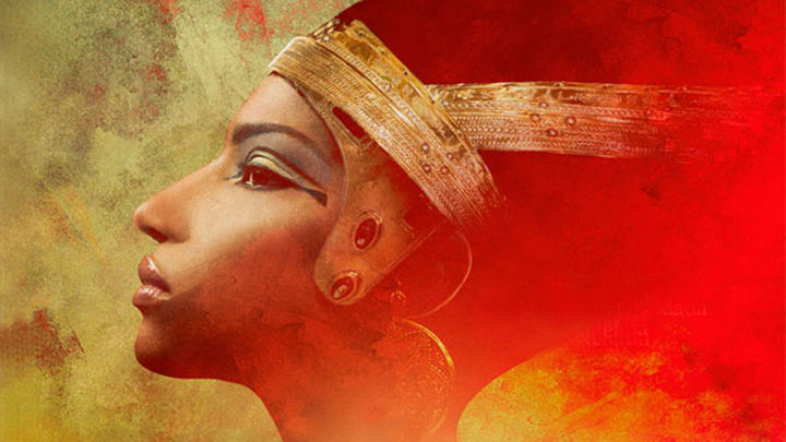 Luis Melgar imagina a una hermana de Nefertiti empoderada y transexual en 'La peregrina de Atón'