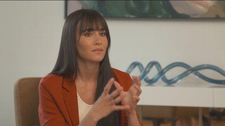 Aitana presenta 'Ni una más', una canción por la igualdad y contra la violencia de género