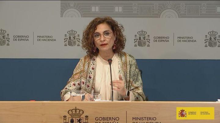 Recaída del 0,5 % de la economía española en el primer trimestre del año
