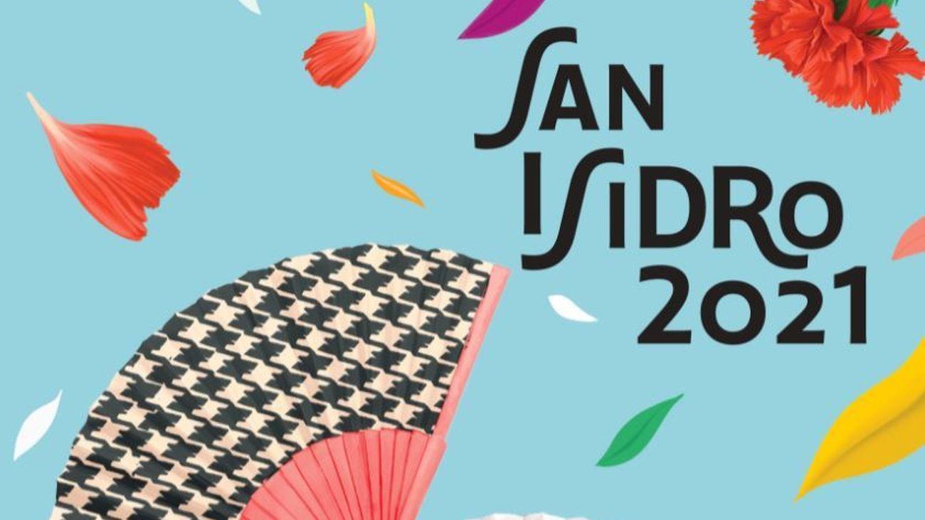 Los abanicos de las chulapas se despliegan en el cartel de San Isidro 2021