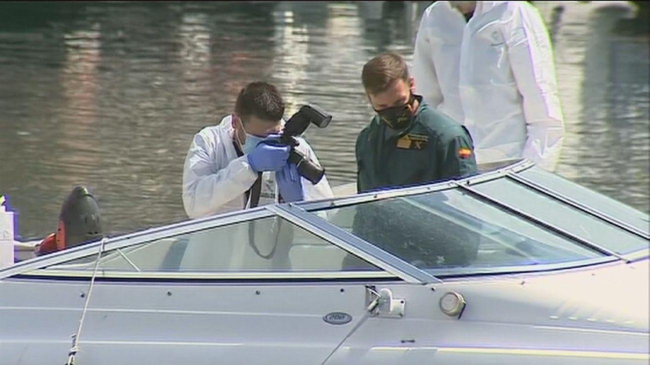 Encuentran restos de sangre en el barco del padre desaparecido junto a sus dos hijas en Tenerife