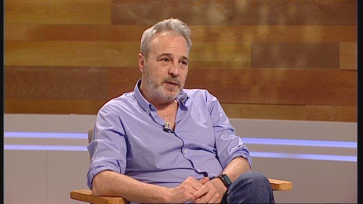 """David Summers: """"Me siento tremendamente madrileño y estoy muy orgulloso de vivir aquí"""""""