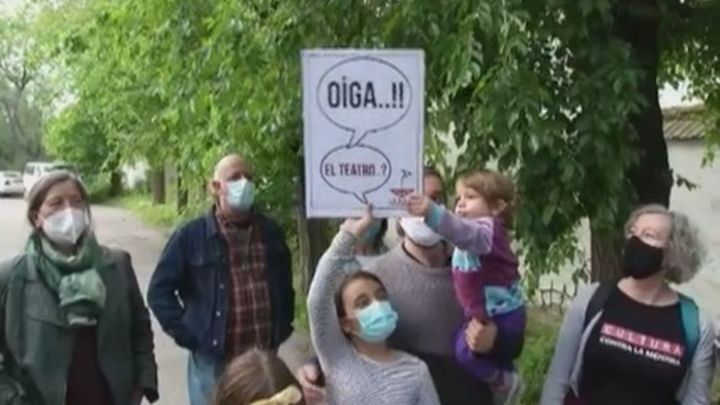 Los vecinos de Aranjuez se unen para impedir el cierre del espacio teatral la Nave