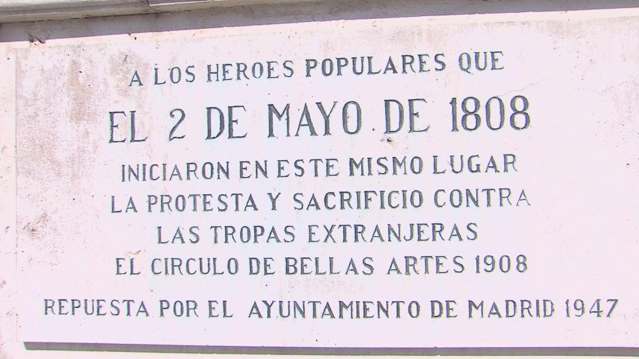 ¿Por qué se celebra el Día de la Comunidad de Madrid el 2 de mayo?